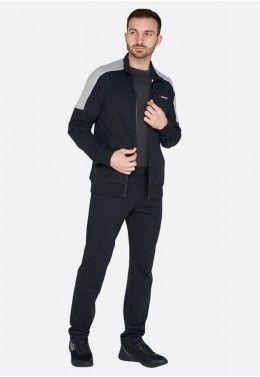 Мужские спортивные костюмы Спортивный костюм мужской Lotto SUIT MORE II BS JS 213264/1CL