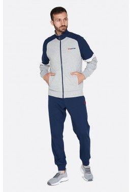 Спортивный костюм мужской Lotto L73 SUIT RIB JS 210953/1D0 Спортивный костюм мужской Lotto SUIT TRIPLE II RIB MEL JS 213265/1PA