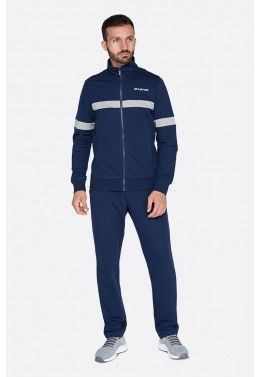 Мужские спортивные костюмы Спортивный костюм мужской Lotto SUIT DUAL II BS RIB FT 213268/1CI