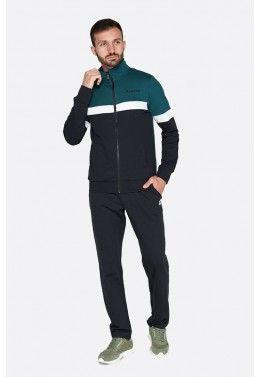 Мужские спортивные костюмы Спортивный костюм мужской Lotto SUIT DUAL II BS RIB FT 213268/5A0