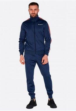 Спортивные Костюмы Спортивный костюм мужской Lotto SUIT CIRCLE II BS RIB PL 213271/1CI