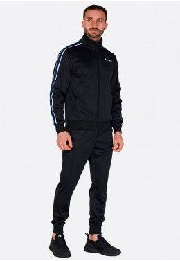 Спортивные Костюмы Спортивный костюм мужской Lotto SUIT CIRCLE II BS RIB PL 213271/1CL