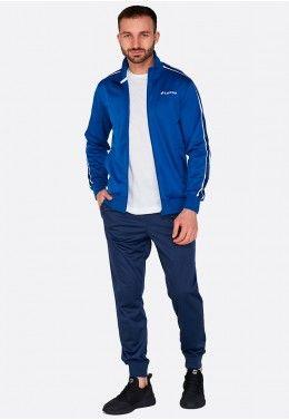 Спортивные Костюмы Спортивный костюм мужской Lotto SUIT CIRCLE II BS RIB PL 213271/59Y