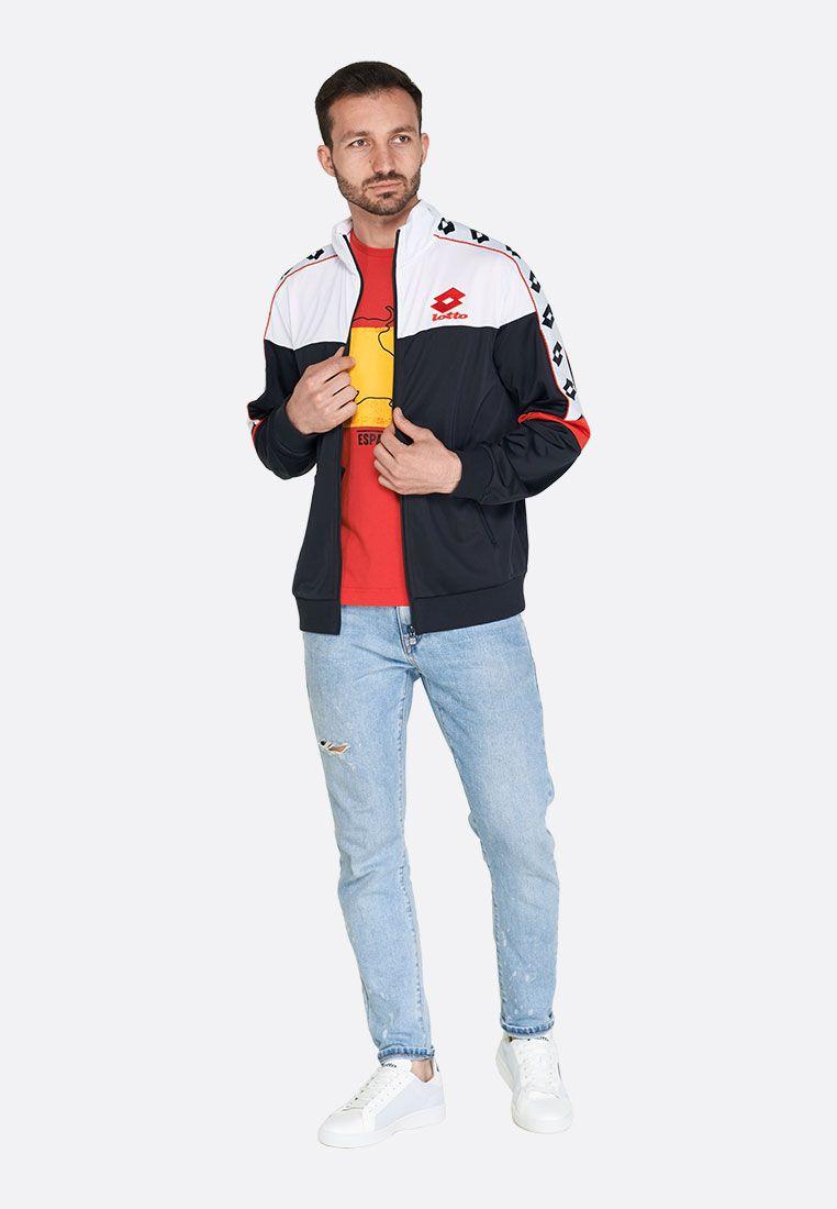 Спортивная кофта мужская Lotto ATHLETICA PRIME SWEAT FZ PL 213335/1CY
