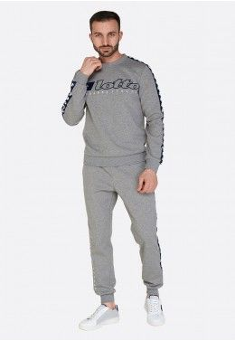 Спортивные штаны мужские Lotto ATHLETICA DUE PANT RIB MEL PL 213372/Q1..