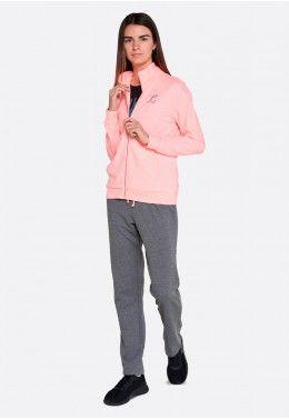 Женские спортивные костюмы Спортивный костюм женский Lotto SUIT SABRA W II MEL FT 213419/5TN