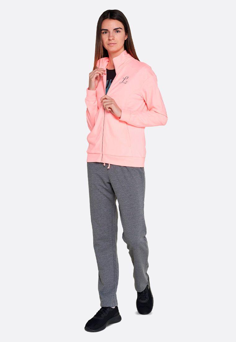 Спортивный костюм женский Lotto SUIT SABRA W II MEL FT 213419/5TN