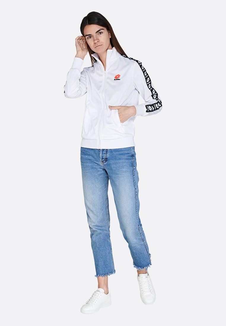 Спортивная кофта женская Lotto ATHLETICA CLASSIC W SWEAT FZ PL 213431/0F1