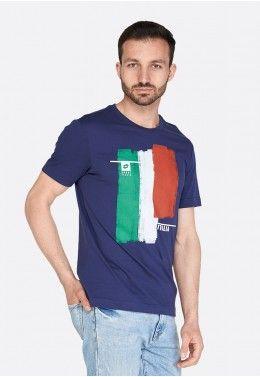 Мужские футболки Футболка мужская Lotto TEE ITALIA JS 213468/28A
