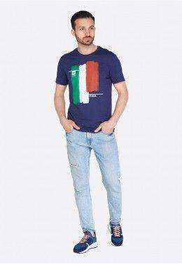 Футболка мужская Lotto TEE ITALIA JS 213468/28A