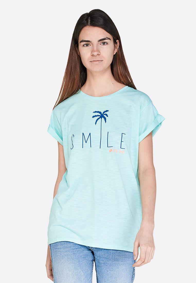 Футболка женская Lotto TEE SMILE W PL 213490/1CZ