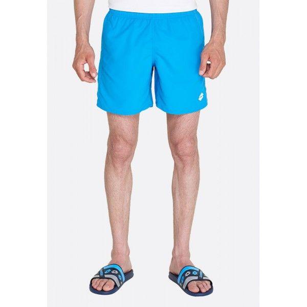 Купить Мужские шорты, Шорты пляжные мужские Lotto SHORT BEACH PL DIVA BLUE 213503/5P1, Синтетика, Китай