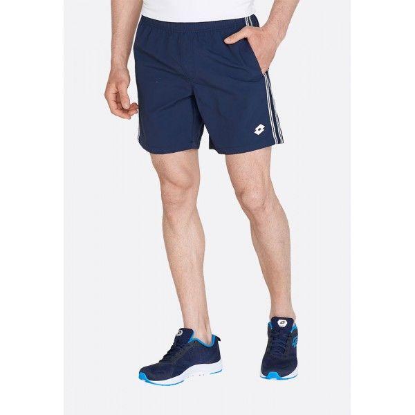 Купить Мужские шорты, Шорты пляжные мужские Lotto SHORT BEACH NY NAVY BLUE 213504/1CI, Синтетика, Китай