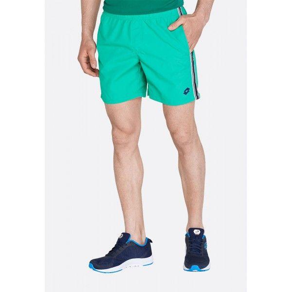 Купить Мужские шорты, Шорты пляжные мужские Lotto SHORT BEACH NY MINT 213504/5P5, Синтетика, Китай
