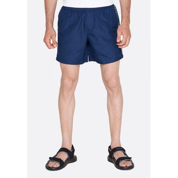 Купить Мужские шорты, Шорты пляжные мужские Lotto SHORT BEACH DUE PL NAVY BLUE 213505/1CI, Синтетика, Лаос