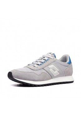 Мужская спортивная обувь Кроссовки мужские Lotto RUNNER PLUS II MSH 213546/5WU