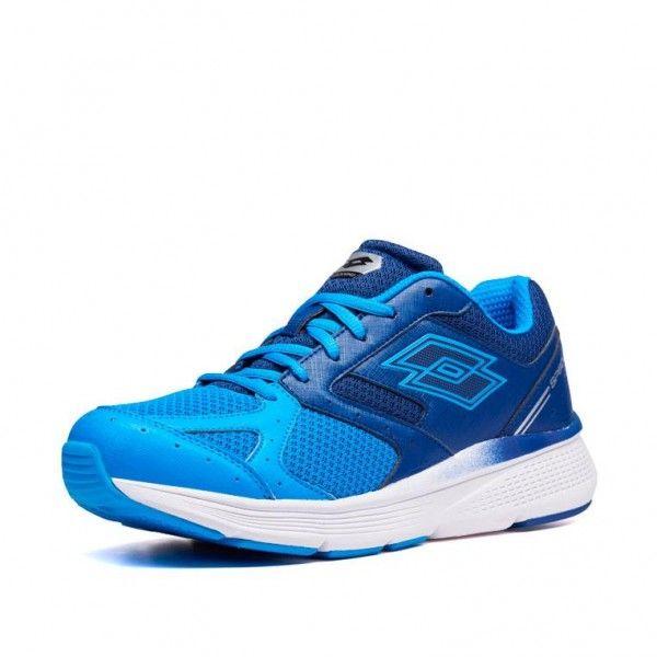 Купить Мужские кроссовки, Кроссовки мужские Lotto SPEEDRIDE 600 VII DIVA BLUE/BLUE PEONY 213588/5YT, Сетка нейлон/полиуретановые вставки, Китай