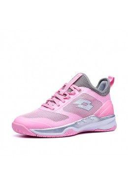 Теннисные кроссовки Кроссовки теннисные женские Lotto MIRAGE 200 SPD W 213634/6VM
