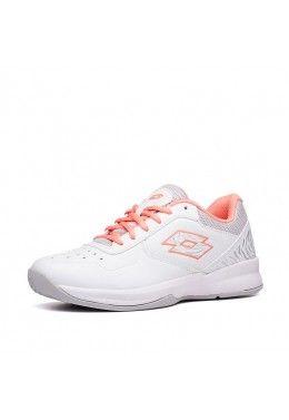 Обувь для тенниса Кроссовки теннисные женские Lotto SPACE 600 II ALR W 213637/5Y1