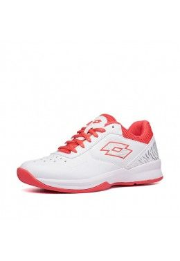 Обувь для тенниса Кроссовки теннисные женские Lotto SPACE 600 II ALR W 213637/5Y3