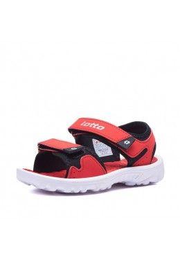 Спортивная обувь для девочек Сандалии детские Lotto LAS ROCHAS IV CL 213660/614