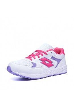 Спортивная обувь для девочек Кроссовки детские Lotto STRADA AMF IX JR L 213693/61L