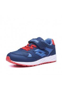 Спортивная обувь для мальчиков Кроссовки детские Lotto STRADA AMF IX NU CL SL 213694/61W