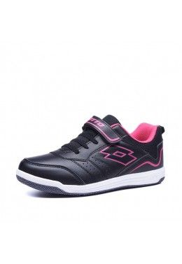 Спортивная обувь для девочек Кроссовки детские Lotto SET ACE AMF XIV CL SL 213697/5KN