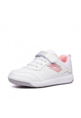 Спортивная обувь для девочек Кроссовки детские Lotto SET ACE AMF XIV CL SL 213697/61N