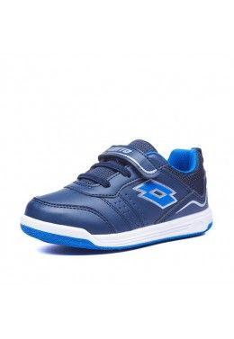 Спортивная обувь для девочек Кроссовки детские Lotto SET ACE AMF XIV INF SL 213698/23H