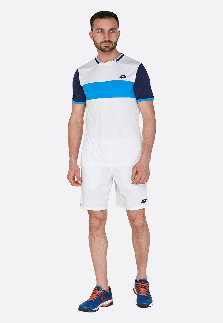 Теннисные шорты мужские Lotto TOP TEN II SHORT9 PL 214010/0F1