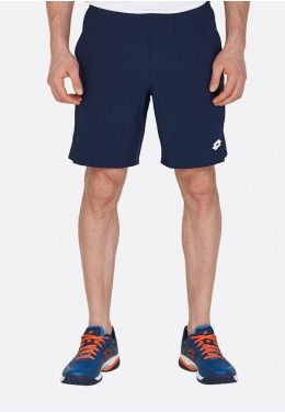 Мужская теннисная экипировка Теннисные шорты мужские Lotto TOP TEN II SHORT9 PL 214010/1CI