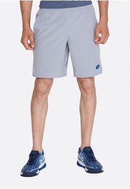 Мужская теннисная экипировка Теннисные шорты мужские Lotto TOP TEN II SHORT9 PL 214205/1CH