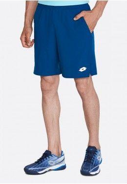 Мужская теннисная экипировка Теннисные шорты мужские Lotto TOP TEN II SHORT9 PL 214205/6OC