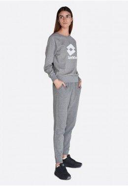 Спортивные штаны женские Lotto DINAMICO W III PANT ZIP MEL FL 214320/2..