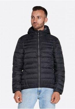 Мужская спортивная одежда Куртка мужская Lotto BOMBER CORTINA II HD LG PAD PL 214381/29H