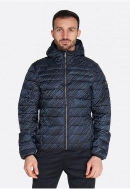 Куртка мужская Lotto BOMBER CORTINA II HD LG PAD PRT PL 214382/4C0
