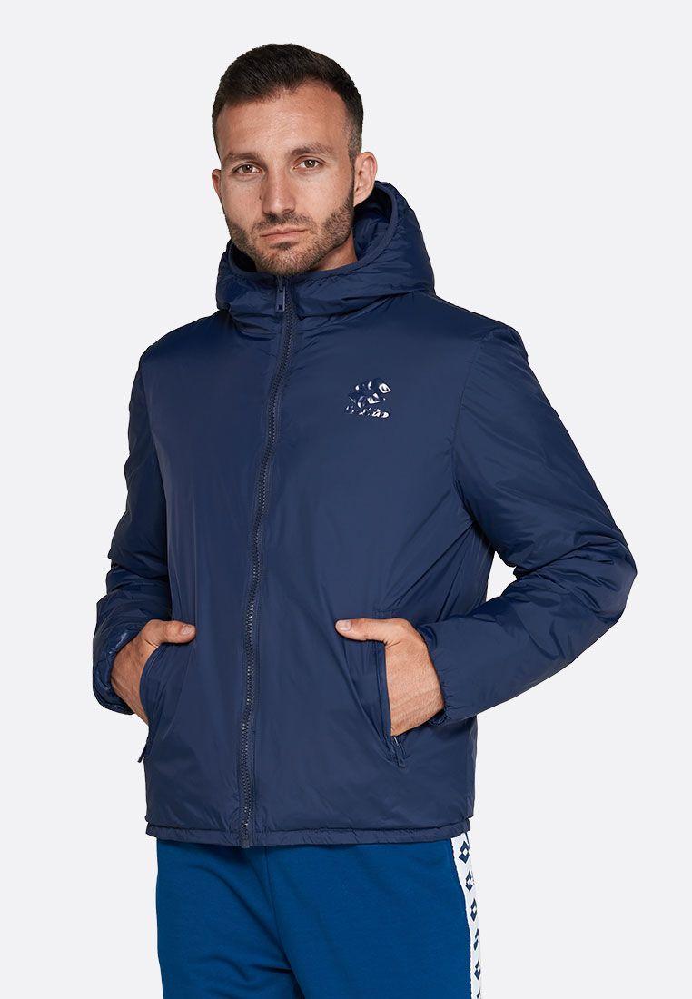 Куртка мужская двухсторонняя Lotto BOMBER ST MORITZ II HD NY 214384/1CI