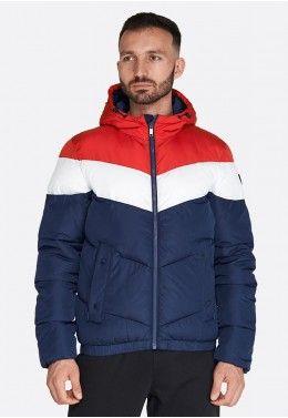 Куртки Куртка мужская Lotto BOMBER CERVINO II HD PL 214385/1ZM