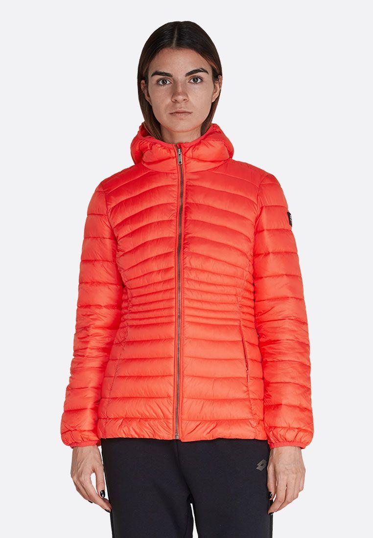 Куртка женская Lotto BOMBER CORTINA W II HD LG PAD PL 214386/4M6
