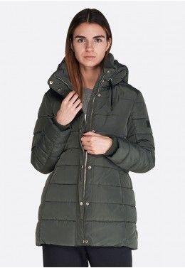 Женские куртки Куртка женская Lotto LUNGO CORVARA W II PAD PL 214389/09R