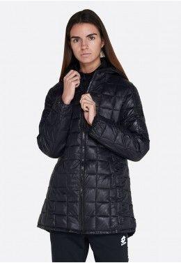 Куртка женская двухсторонняя Lotto LUNGO ST MORITZ W II HD PAD NY 2143..