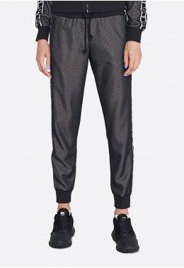Спортивные штаны Спортивные штаны женские Lotto ATHLETICA CLASSIC W II PANT SLV PL 2143..