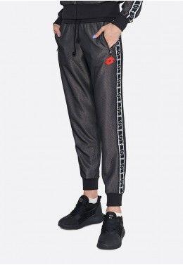 Спортивные штаны женские Lotto ATHLETICA CLASSIC W II PANT SLV PL 2143..