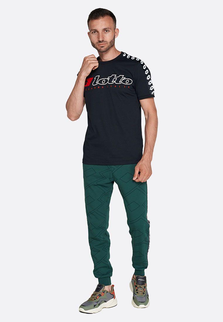 Спортивные штаны мужские Lotto ATHLETICA CLASSIC II PANT CUFF PRT FT 214419/1EU