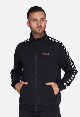 Реглан мужской Lotto ATHLETICA III SWEAT RN STP PRT PL 211762/1G2 Спортивная кофта мужская Lotto ATHLETICA DUE SWEAT FZ PL 214421/1CL