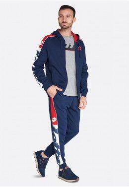 Спортивный костюм мужской Lotto ATHLETICA LG SUIT HD FL 214439/1ZM