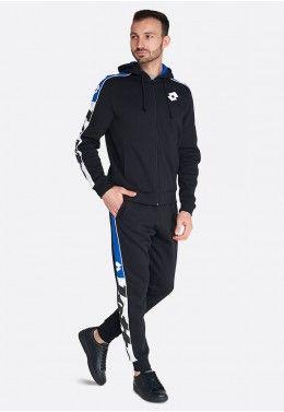 Спортивный костюм мужской Lotto SUIT DUAL III RIB FL 214714/1CL Спортивный костюм мужской Lotto ATHLETICA LG SUIT HD FL 214439/2HY