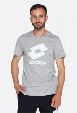 Футболка мужская Lotto DINAMICO IV TEE SL MEL CO 215559/1CW Футболка мужская Lotto SMART II TEE MEL JS 214464/5S7