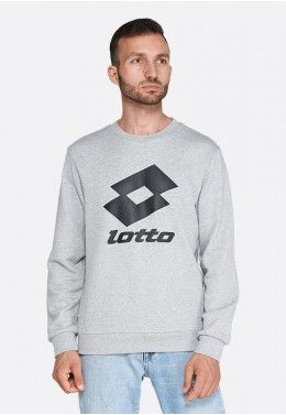 Спортивные штаны мужские Lotto SMART PANTS FT T2377 Реглан мужской Lotto SMART II SWEAT RN MEL FT 214466/1CW
